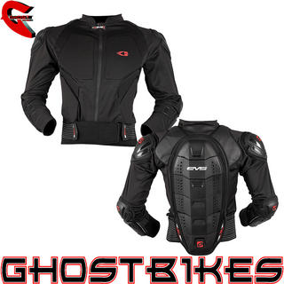 View Item EVS 2013 Street Comp Jacket