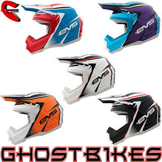 View Item EVS 2013 T5 Vortek GP Motocross Helmet