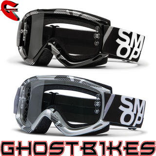 View Item Smith Fuel V.1 MAX Static Motocross Goggles