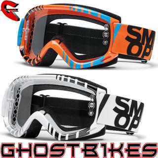 View Item Smith Fuel V.1 MAX Vert Motocross Goggles