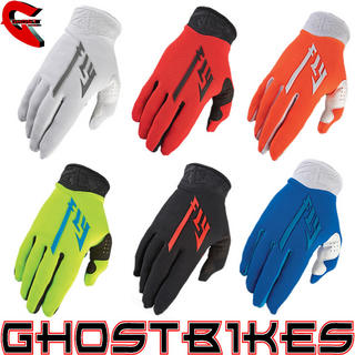 View Item Fly Racing 2013 Pro Lite Motocross Gloves
