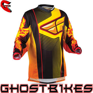 View Item Fly Racing 2013 F-16 LTD Motocross Jersey