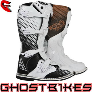 View Item Fly Racing Maverik Vapour Motocross Boots