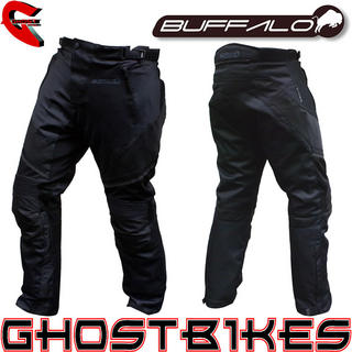 View Item Buffalo Rampage Waterproof Motorcycle Trousers