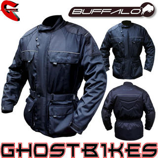 View Item Buffalo Rifle Touring Motorcycle Jacket