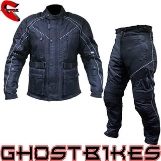 View Item Black Hazard Jacket and Trousers Kit Black