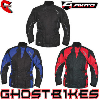 View Item Akito Python Motorcycle Jacket