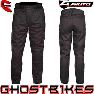 View Item Akito Python Motorcycle Trousers
