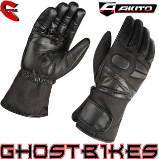 View Item Akito Easy Motorcycle Gloves