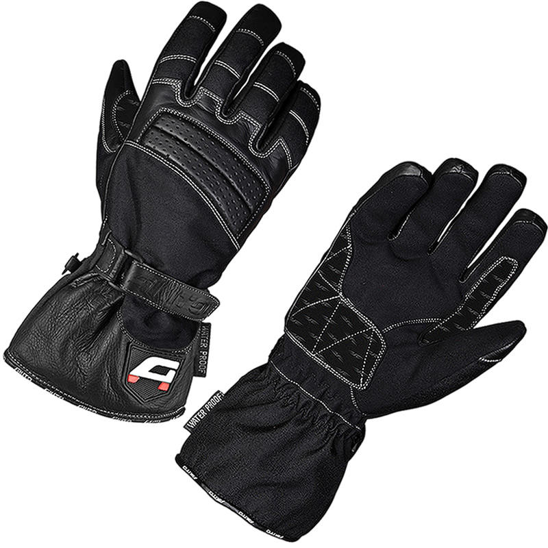 Akito Metro Waterproof Motorcycle Gloves