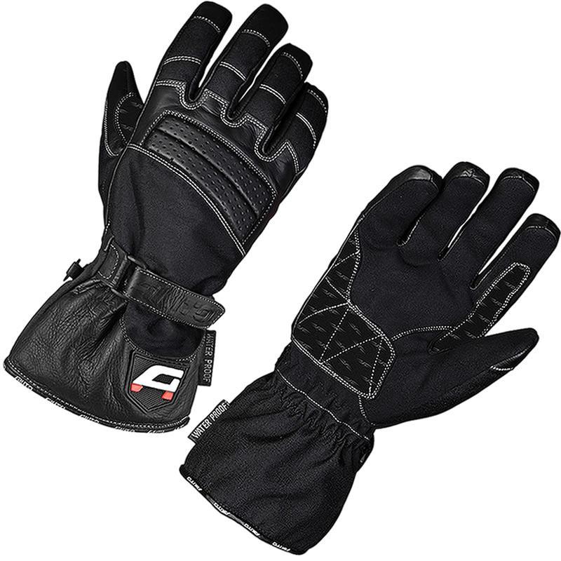 Image of Akito Metro Waterproof Motorcycle Gloves