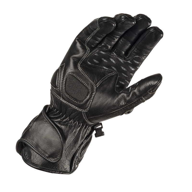 Sport Motorcycle Gloves: AKITO SPORTMAX LEATHER SPORT FINGER SLIDERS RACING