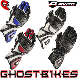 View Item Akito Sportmax Motorcycle Gloves