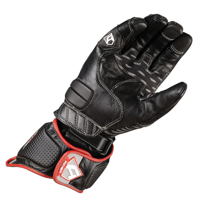 Sport Motorcycle Gloves: Akito Sports Rider Motorcycle Gloves