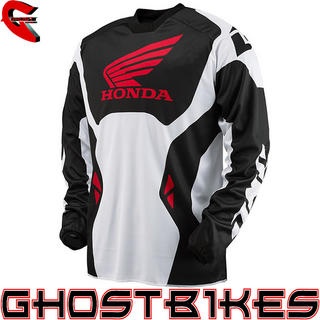 View Item One Industries 2013 Atom Honda Motocross Jersey