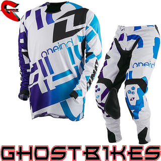 View Item One Industries 2013 Defcon TXT-1 White Motocross Kit