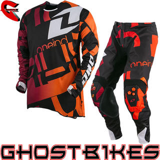 View Item One Industries 2013 Defcon TXT-1 Black Motocross Kit
