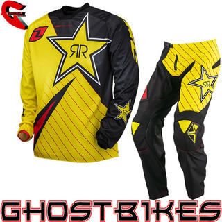 View Item One Industries 2013 Atom Rockstar Black Motocross Kit