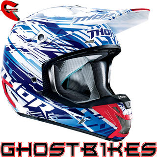 View Item Thor Verge S14 Twist Motocross Helmet