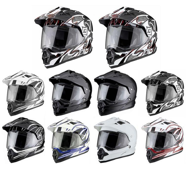 THH TX-26 Dual Sport Motocross Helmet