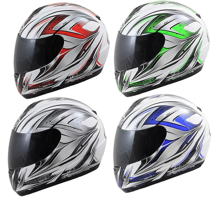 MT Thunder Roadster 2 Motorcycle Helmet