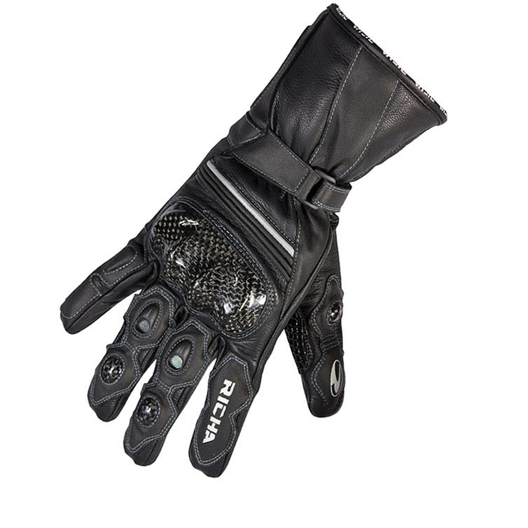 Richa Traction Waterproof Motorcycle Gloves
