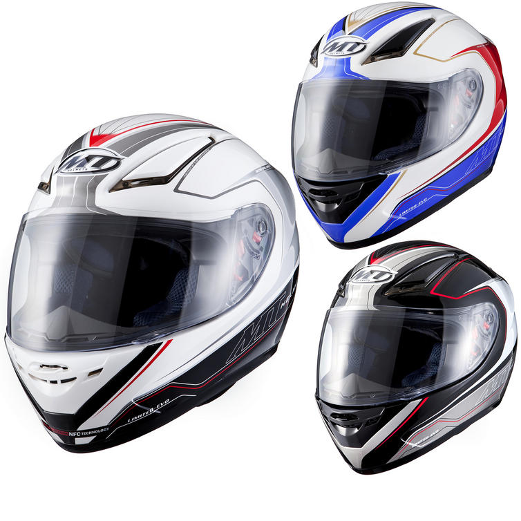 MT Revenge Evo Motorcycle Helmet