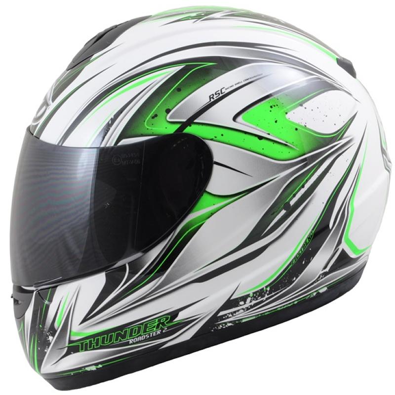 ... -ROADSTER-2-MOTORCYCLE-BIKE-SCOOTER-FULL-FACE-ACU-GOLD-CRASH-HELMET