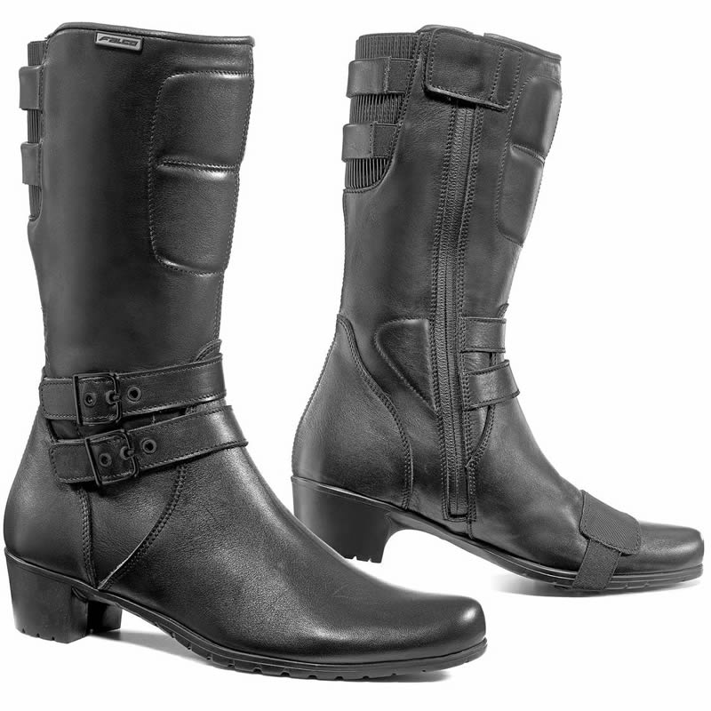 Ladies motorcycle boots - Boots : Mince His Words