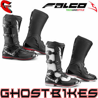 View Item Falco Dust LS Motocross Boots