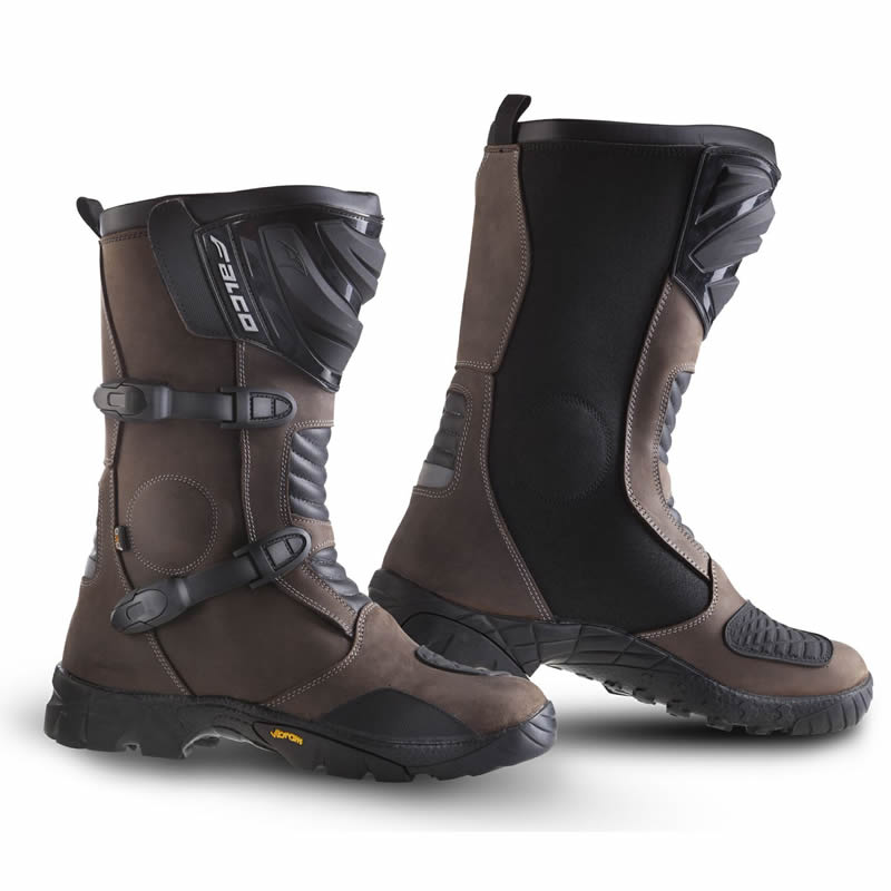 Falco Motorcycle Boots Review