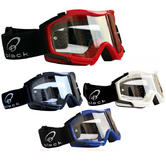 Black Rock Motocross Goggles