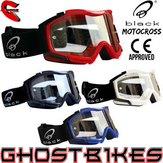 View Item Black Rock Motocross Goggles