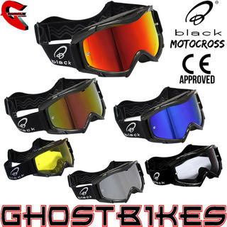 View Item Black Rock Motocross Goggle Lens