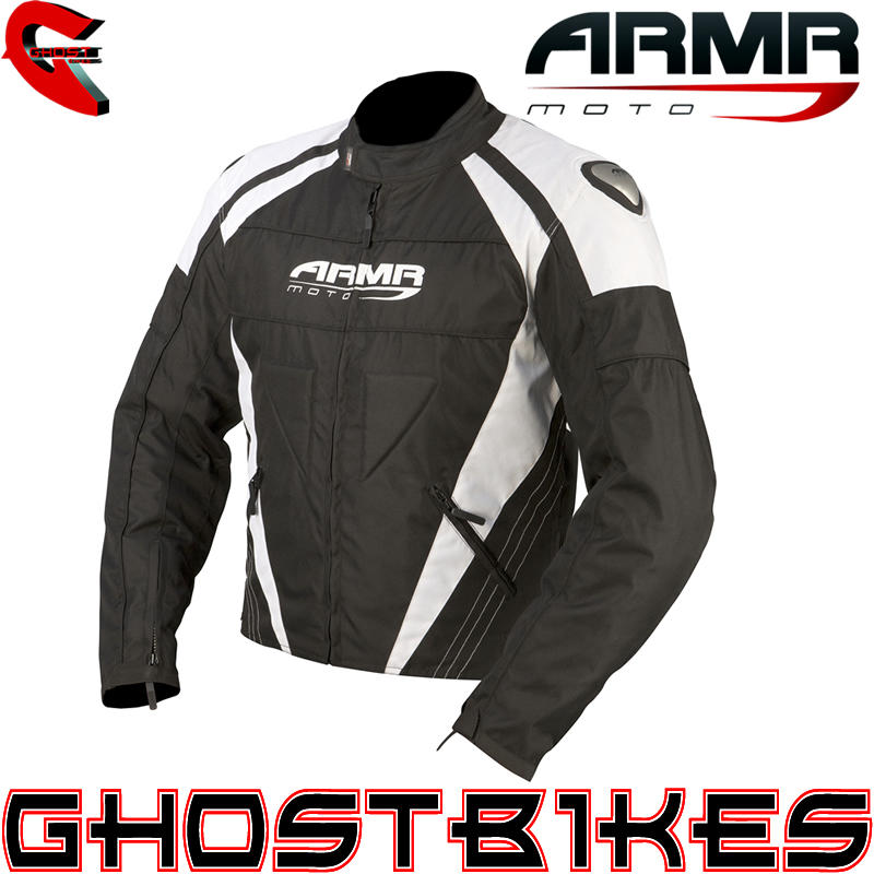 View Item Armr Moto Itami Motorcycle Jacket