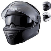 Shox Assault Motorcycle Helmet