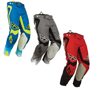View Item Fly Racing 2014 Evolution Clean Motocross Pants