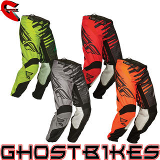 View Item Fly Racing 2014 Kinetic Shock Motocross Pants