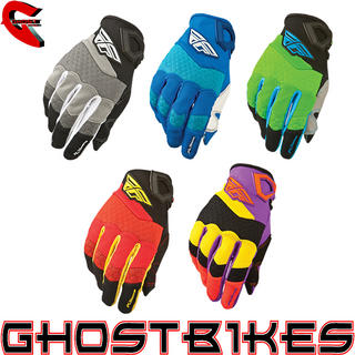 View Item Fly Racing 2014 Youth F-16 Motocross Gloves