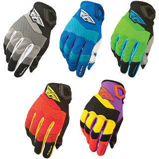 Fly Racing 2014 F-16 Motocross Gloves