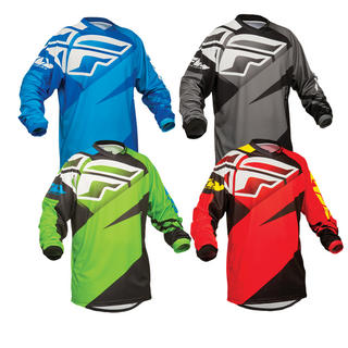 View Item Fly Racing 2014 F-16 Motocross Jersey