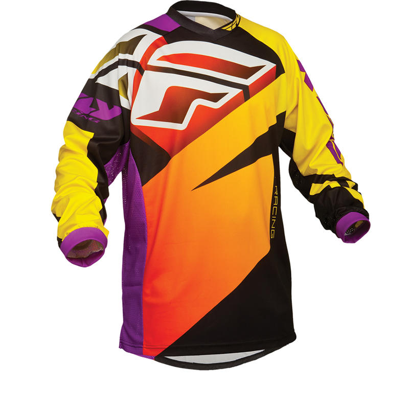 Fly Racing 2014 F-16 LTD Motocross Jersey