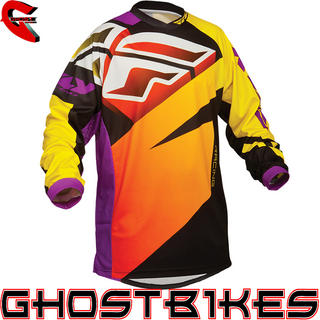 View Item Fly Racing 2014 F-16 LTD Motocross Jersey