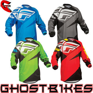 View Item Fly Racing 2014 Youth F-16 Motocross Jersey