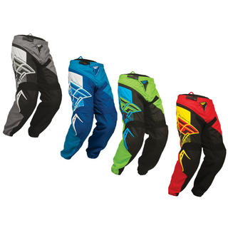 View Item Fly Racing 2014 Youth F-16 Motocross Pants