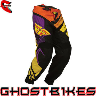 View Item Fly Racing 2014 Youth F-16 LTD Motocross Pants