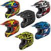 Fly Racing Kinetic Block Out Motocross Helmet Thumbnail 3