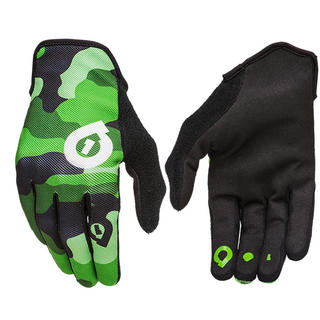 View Item SixSixOne 661 2014 Comp Camo Gloves