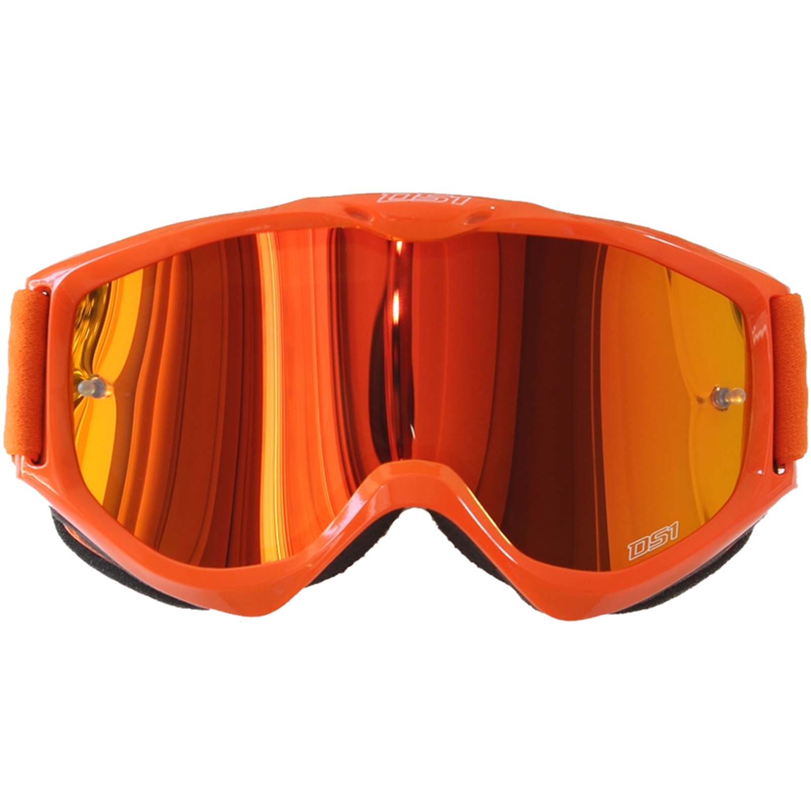 motocross goggles  DS1 PRO HYPE-X ADULT MOTOCROSS ATV OUTDOOR ANTI-FOG MX MTV CLEAR ...