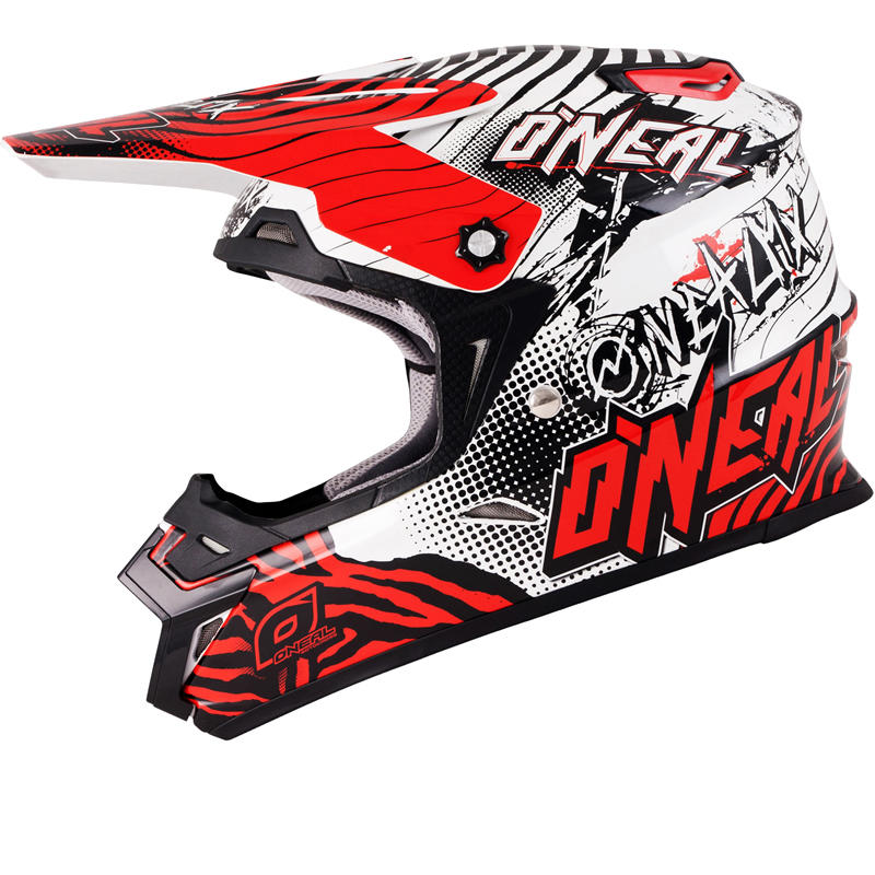 View Item Oneal 9 Series Automatic Motocross Helmet
